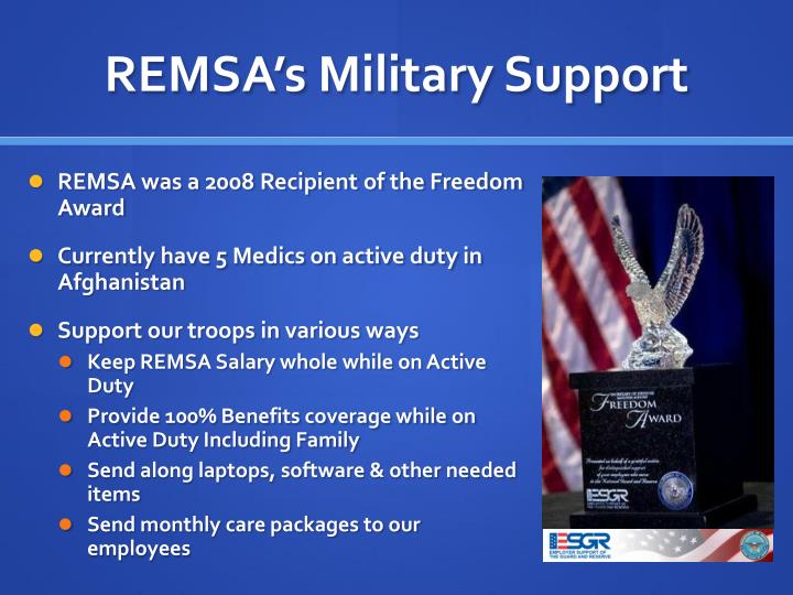 REMSA's