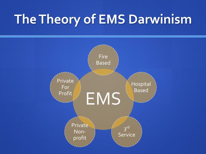 The Theory of EMS Darwinism