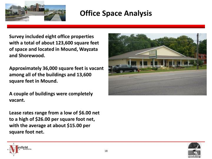 Office Space Analysis