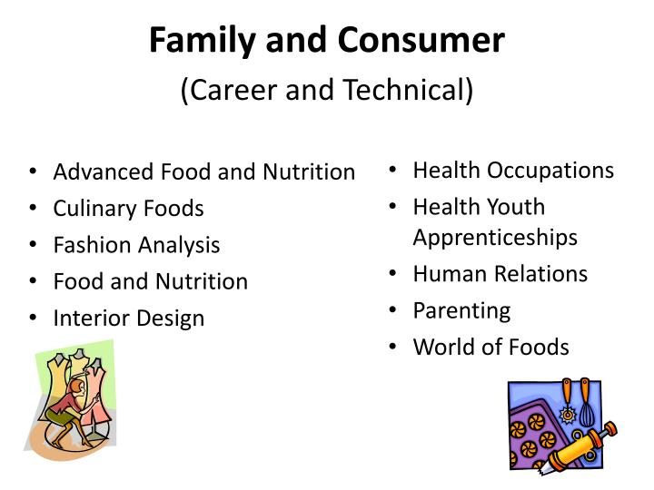 Family and Consumer