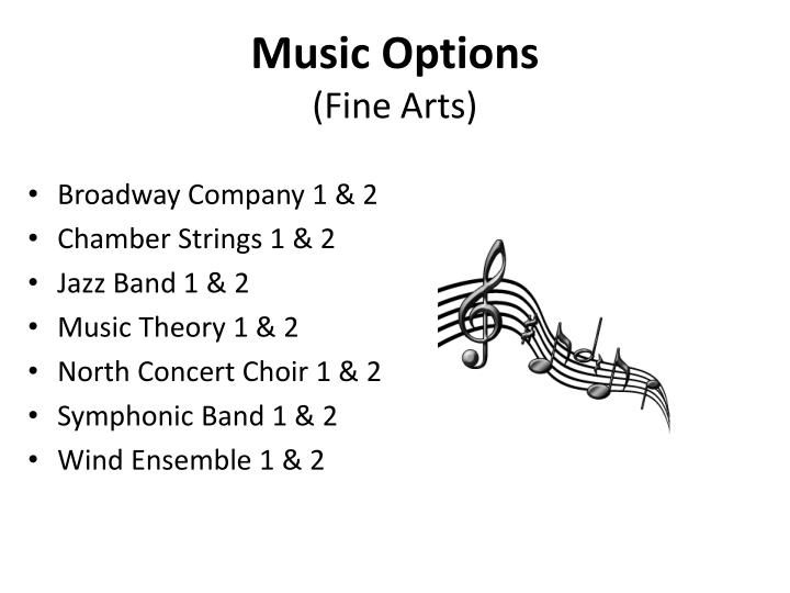 Music Options