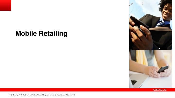 Mobile Retailing