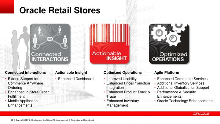 Oracle Retail Stores