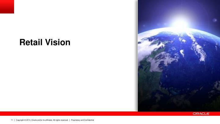 Retail Vision