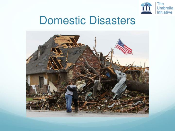 Domestic Disasters