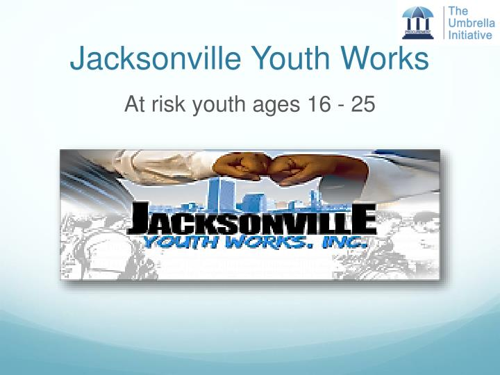 Jacksonville Youth Works