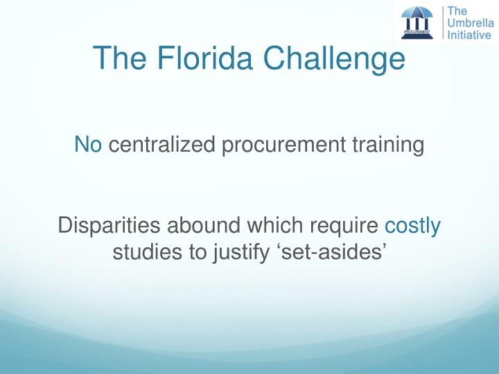 The Florida Challenge