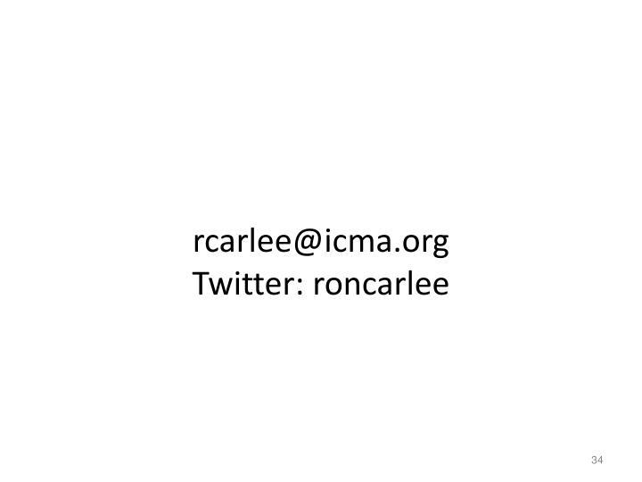 rcarlee@icma.org