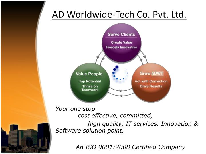 AD Worldwide-Tech Co. Pvt. Ltd.