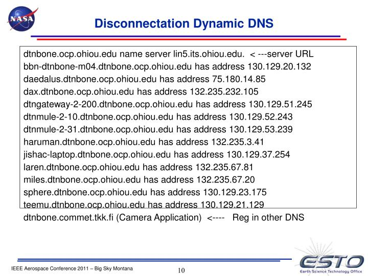 Disconnectation