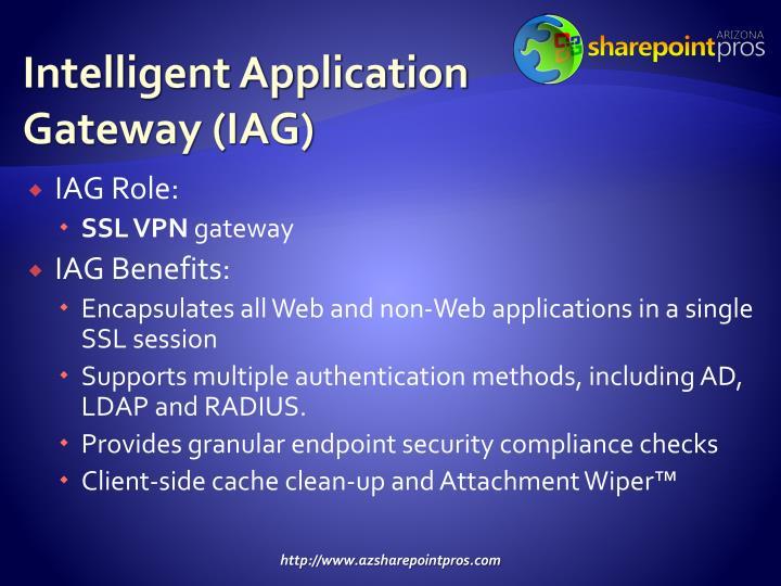 Intelligent Application