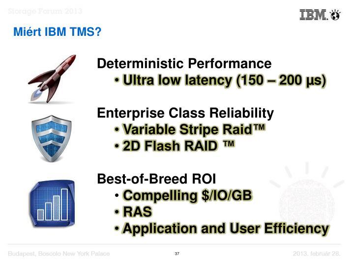 Miért IBM