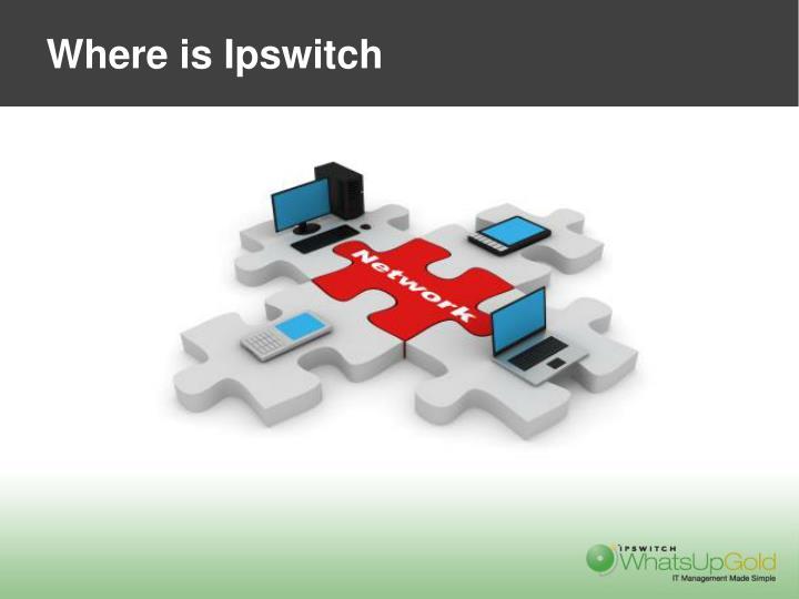 Where is Ipswitch