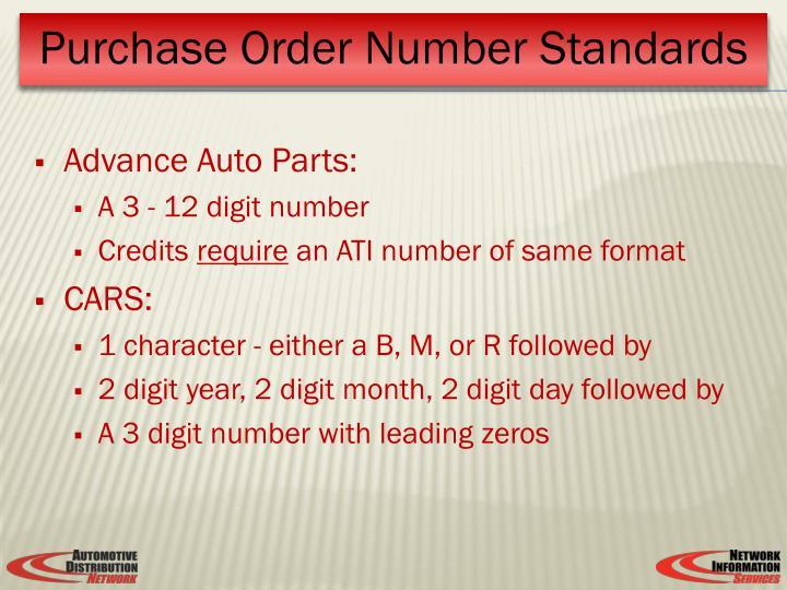 Advance Auto Parts: