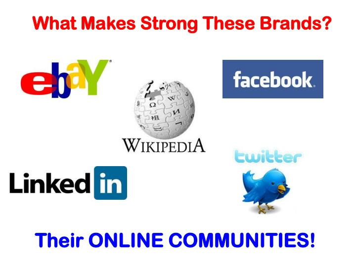 What Makes Strong These Brands?