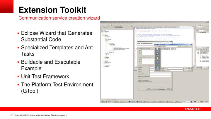 Extension Toolkit