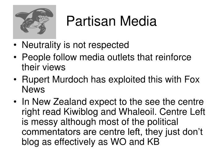 Partisan Media