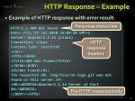 http response example1