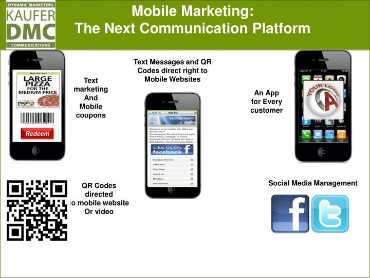 Mobile Marketing: