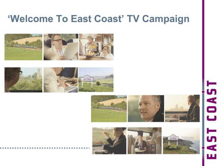 'Welcome To East Coast' TV Campaign