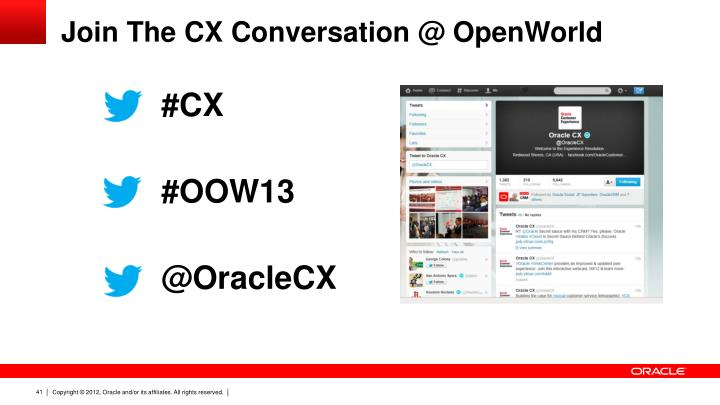 Join The CX Conversation @