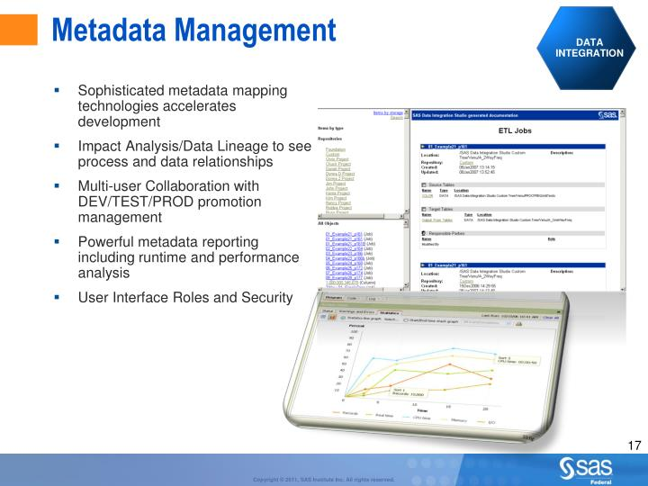 data quality and metadata relationship