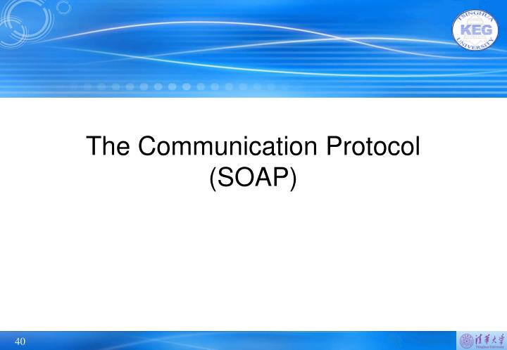 The Communication Protocol