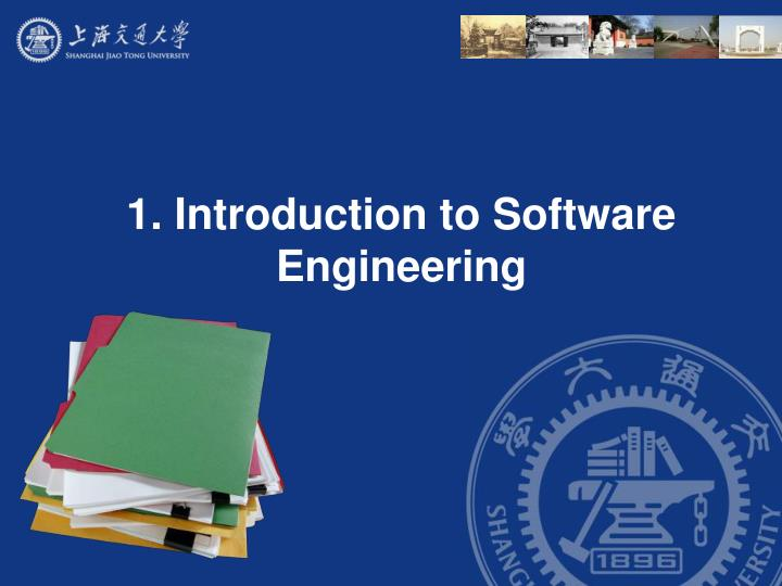 1 introduction to software engineering