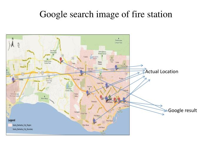 Google search image of fire station