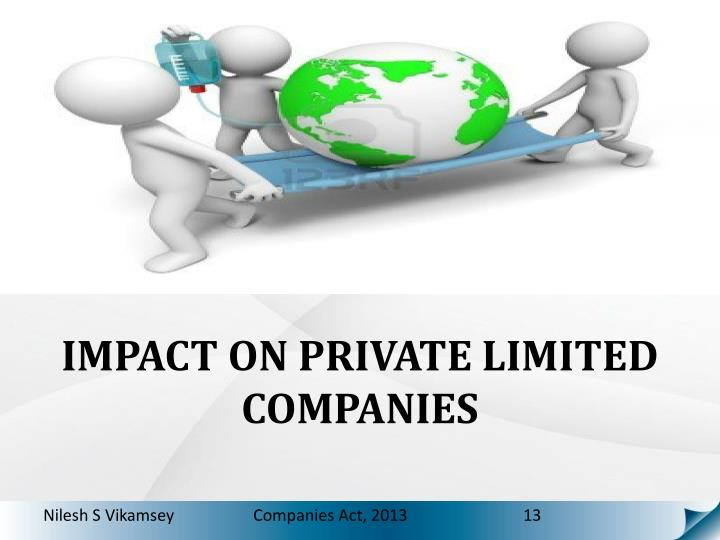 IMPACT ON PRIVATE