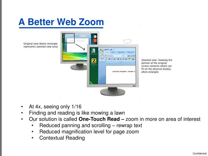 A Better Web Zoom