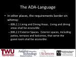 the ada language1
