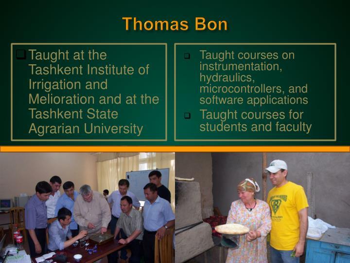 Thomas Bon