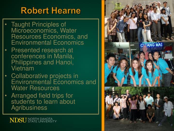 Robert Hearne