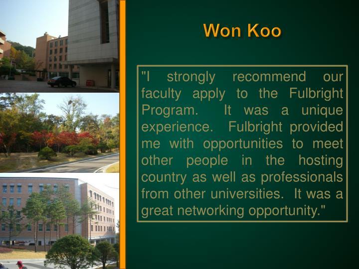 Won Koo