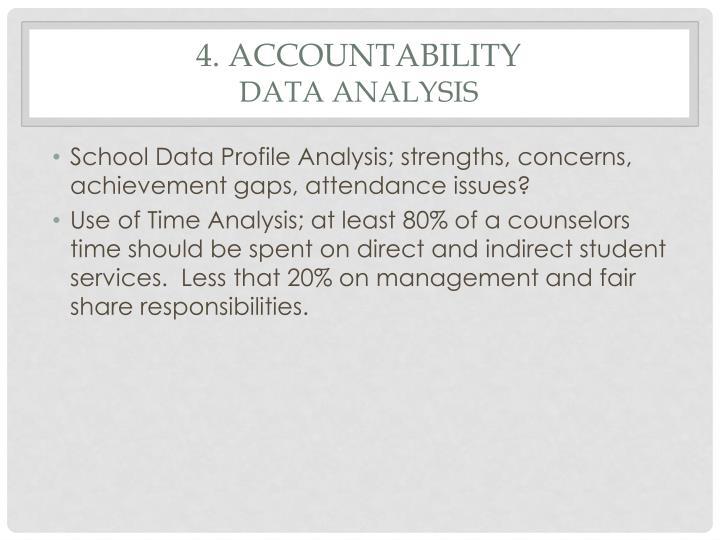 4. Accountability