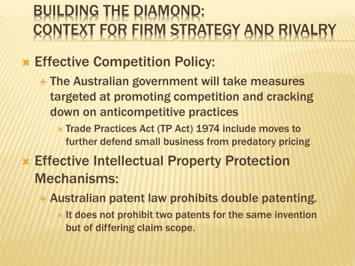Building the Diamond: