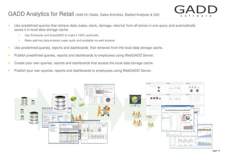 GADD Analytics for Retail