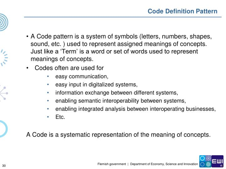 Code Definition