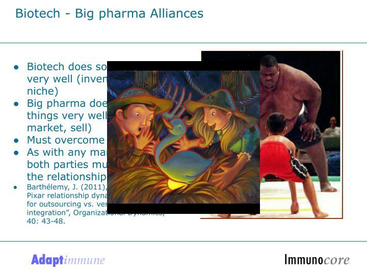 Biotech - Big