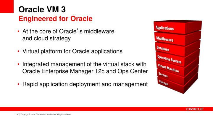 Oracle VM 3