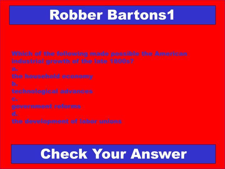 Robber Bartons1