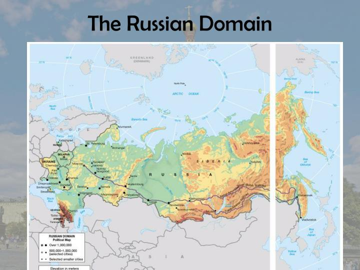 The Russian Domain