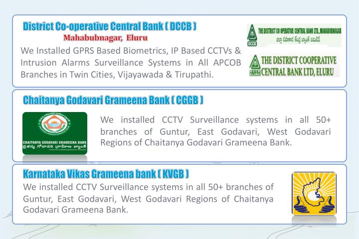 District Co-operative Central Bank ( DCCB )