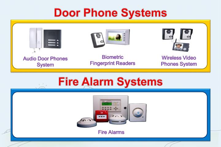 Door Phone Systems
