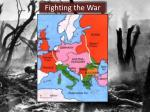 fighting the war
