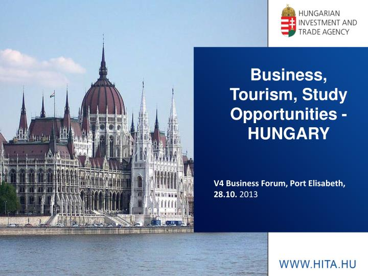 Business, Tourism, Study Opportunities - HUNGARY