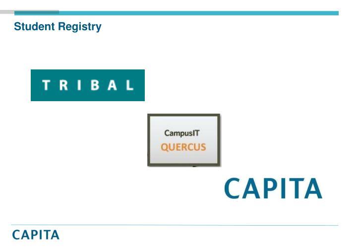 Student Registry