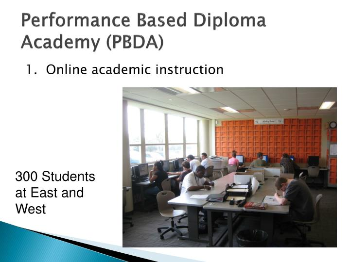 Performance Based Diploma Academy (PBDA)
