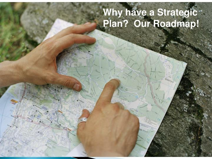 Why have a Strategic